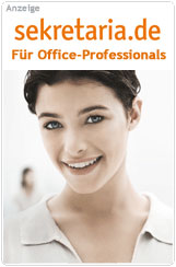 sekretaria für Office-Professionals