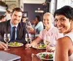 Entertaining in the business world, Quelle: Fotolia