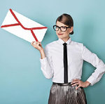 Feedback by email, Quelle: Fotolia